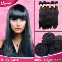Indian straight virgin hair extension