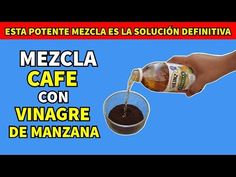 MEZCLA CAFÉ Y VINAGRE Y SERAS ENVIDIADA POR TODOS - NO LO CREERÁS - YouTube Bella Beauty, Healthy Herbs, Deli, Body Care, Beauty Hacks, Youtube, Skin Treatments, Facial Care, Natural Beauty Hacks