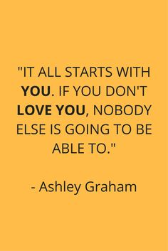 5 Ashley Graham Self-Love Quotes Worth Remembering