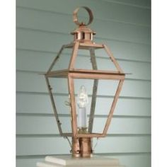 Norwell Lighting 2250-CO-CL Olde Colony Post Light In Copper With Clear Glass is made by the brand Norwell Lighting and is a member of the Olde Colony collection. It has a part number of 2250-CO-CL. Lantern Post, Led Lantern, Outdoor Wall Lantern, Outdoor Post Lights, Outdoor Lighting, Unique Lighting, Exterior Lighting, Norwell Lighting, Lamp Post Lights