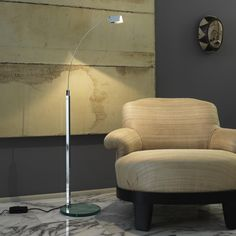 Lampade da Terra Falena - Alvaro Siza - fontana arte