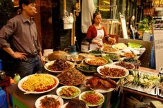 Some of Beijing's famous #streetfood. #yum #streeteats #delish #beijing #china #travel #studyabroad