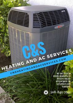 Our technicians are dedicated and experts in troubleshooting your Air Conditioning System. Contact us at (508) 840-7551 Visit our website: cnsheatingandacservices.com #CAndSHeatingAndACServices  #HVACContractor  #AirConditioningContractor  #DuctsandVentsInstallation  #ThermostatReplacement  #AirConditioningRepairService  #AirConditioningInstallation  #HeatingRepair  #FurnaceRepairandcleaning  #FurnaceRepair  #WaterHeaterReplacement  #RaynhamMassachusetts