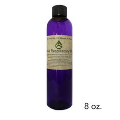 Respiratory blend helps restore important healthy respiratory function and also helps protect your pet against damage from pollutants and allergens. Whiskey Bottle, Vodka Bottle, Dog Care, Essential Oils, Pets, Dog Stuff, Products, Dog Storage, Gadget