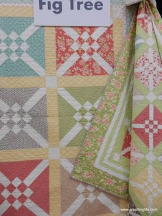 A Quilting Life - a quilt blog: Fall 2015 International Quilt Market Part Two