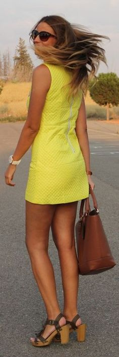 Yellow by Lady Framboise