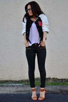 I would so wear this outfit to school!