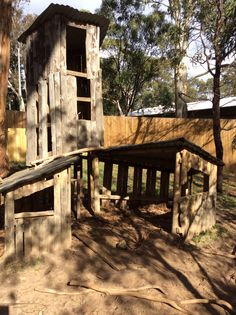 Great cubbie made of local softwood offcuts at the mt barker waldorf school
