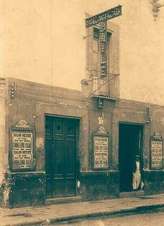 """El famoso """"Salón México """" en los años 40"""