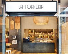 La Forneria, Barcelona, 2015 - Piedra Papel Tijera Interiorismo