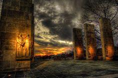 War Memorial at Virginia Tech
