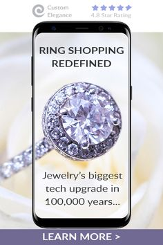 Custom fine jewelry made easy. Started by a techy husband who trudged through the old custom jewelry process to get his wife a ring she saw online, but knew there had to be a better way. Now, you can get any ring you see custom made at the highest quality and best value without any hassle. Visit our website to learn more.