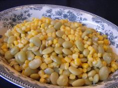 Baby Lima Beans And Corn Recipe - Food.com