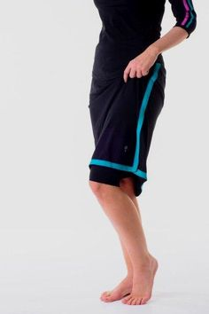 a77d76527b Running in a skirt? Running in a skirt? Check out our versatile swim to gym  skirts including this awesome Aqua Adventure Border Skirt!