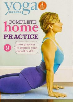 YogaVideos4You: Best at Home Yoga DVD for Beginners