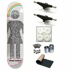 Girl Mike Mo Crail Motto 8.0 Skateboard Deck Complete by Girl. $70.99. Brand New, Top Quality Girl Skateboard Complete