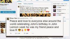 Sgt en Abbey Road: Ringo Starr recuerda en Twitter el cumpleaños núme...