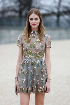Beautiful spring dress - Miladies.net