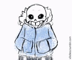 Sans  Source: @shanstheskeleton Σ(゜ロ゜;) WHO ARE YOU AAAAH!!!! Anon: Sorry I have much to do rn .-. But I have this one here for you owo! @blackroses113sin18 I try my best to find time to get some more done :'D...