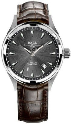 @ballwatchco  Trainmaster Legend #bezel-fixed #bracelet-strap-crocodile #brand-ball-watch-company #case-depth-11-45mm #case-material-steel #case-width-40mm #date-yes #delivery-timescale-4-7-days #dial-colour-grey #gender-mens #luxury #movement-automatic #official-stockist-for-ball-watch-company-watches #packaging-ball-watch-company-watch-packaging #style-dress #subcat-trainmaster #supplier-model-no-nm3080d-lj-gy #warranty-ball-watch-company-official-2-year-guarantee #water-resistant-30m