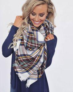 En este otoño, las pashminas son perfectas para protegerte del frío con mucho estilo.