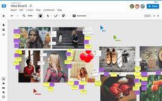 Conceptboard ist eine Kollaborationsplattform mit visuellen Fokus für Marketing & verteilte Teams. Arbeiten Sie gemeinsam auf visuellen Inhalten, entwickeln Sie Ideen zusammen mit anderen - und das überall. / Virtual assistent hacks - Persönliche Assistentin Hacks