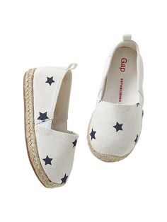 little espadrilles!