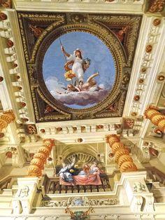 Palazzo Ducale de Sassuolo Sassuolo é uma cidadezinha que fica perto de Módena