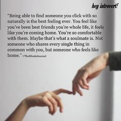 Being Able To Find Someone You Click With So Naturally is The Best Feeling Ever - https://themindsjournal.com/able-find-someone-click-naturally-best-feeling-ever/
