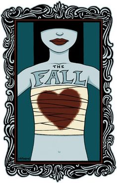 Tara McPherson | ART Posters 2004 The Fall Tour Poster
