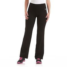 2651669b92 Everlast® Women's Bootcut Athletic Pants Athletic Pants, Jogger Pants,  Joggers, Active Wear