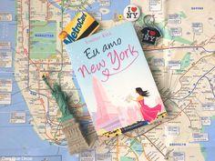 Resenha Eu Amo New York – Lindsey Kelk #livrosparaler #chicklit