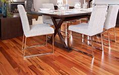 Revêtement de sol: invitez la splendeur du bois dans votre intérieur!
