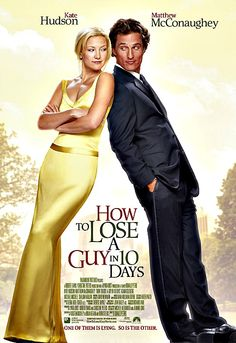 25/365 films: How To Lose A Guy In 10 Days (2003)...