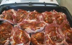 Pork Fillet, The Dish, Potatoes, Beef, Dishes, Chicken, Baking, Ethnic Recipes, Nova