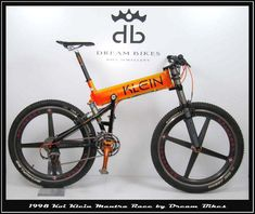 1998 Klein Mantra Race by Tremor - Mountain bike | MTB-forum.it