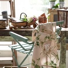 Vintage-style garden | Outdoor living | Garden accessories | housetohome.co.uk | Mobile