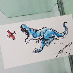 #birdcatching #dinosaur #trex #airplane #meetingdoodle #burbank