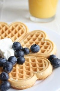 Clean eating waffle recipe