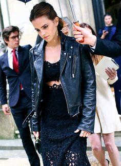 naimabarcelona:  Emma Watson pfw couture
