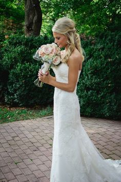 Wedding photo - Fallon is so stunning!!