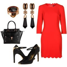 """""""Ted Baker"""" by amanda-chastinet on Polyvore"""
