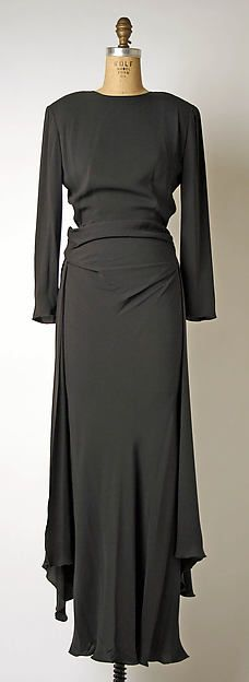 Evening dress Giorgio Armani ca. 1998