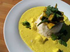 The Urban Poser:: Dairy Free Creamy Almond Curry Sauce. I made it with cashews.