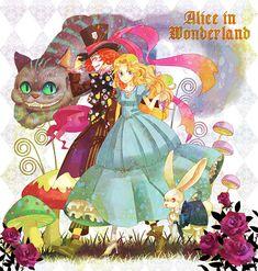 /Alice in Wonderland (2010 film)/#569224 - Zerochan