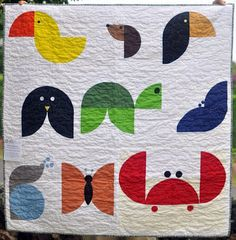 Image result for wee animal quilt