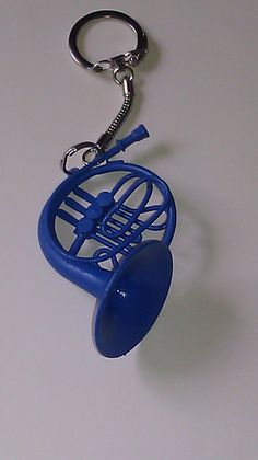 BLUE FRENCH HORN TED STOLE FOR ROBIN - SMALL