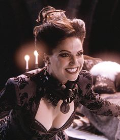 Once Upon a Time- Lana Parrilla as the Evil Queen