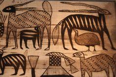 Korhogo Cloth, Ivory Coast