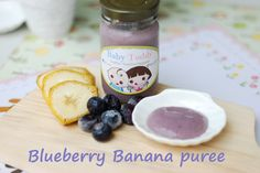 Yummy fruit puree